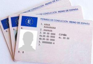 Renovación de carnet de conducir Valencia - Sin acudir a tráfico