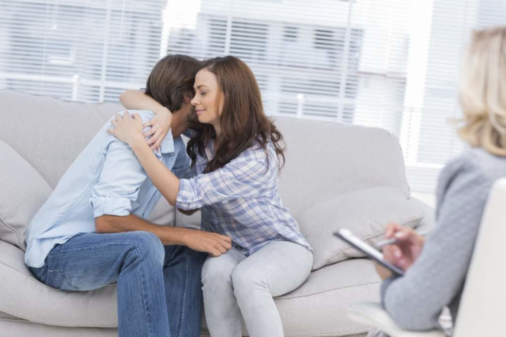 Terapias de pareja Valencia - Clínica profesional