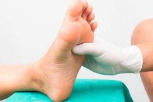Tratamiento de pie diabético Valencia