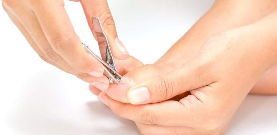 Tratamiento de uñas encarnadas Valencia