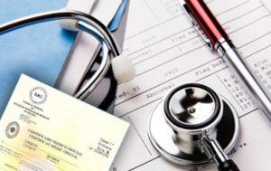 Certificados médicos conductores